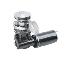 C Series Vertical Windlass - Lower Profile Models - 600 Watts - with Gipsy 6mm - BA-CR612/24-6X - ASM