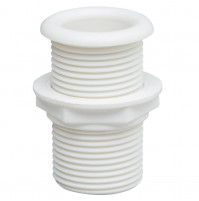 Plastic Drain Sockets - White - BS1905 - CanSB