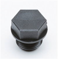 "3/8"" gas male thread stopper - TP2104 - CanSB"