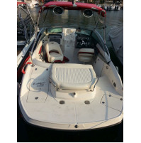 Monterey Boat explorer 220 feet with Volvo penta 5.0 Liter with Fiber Glass Material - Mont-220ft - Monterey Boat