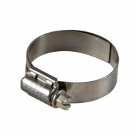 EUROPE Hose clip with punched wedged thread and fixed  - FA2631X - CanSB