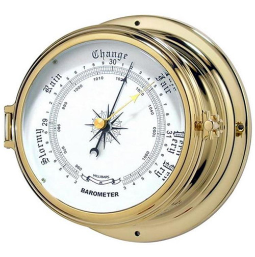 NAUTICAL BAROMETER - GL198-B - Sumar