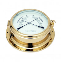 NAUTICAL BAROMETER & HYGROMETER - GL120-TH - Sumar