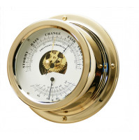 NAUTICAL BAROMETER & THERMOMETER  - GL198-BT - Sumar