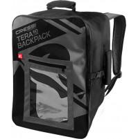 Tera Backpack 60 L - Black Color - BG-CNW016050 - hydrosport Cressi