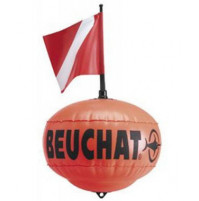 Buoy PVC Round with Flag - BY-B305503  - Beuchat