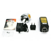 Upgrade Kit for C8 Xenon Rechargeable (NiCad Pack, Charger, Reflector, 20 Watt Lamp) (VDE) - THPUK19931 - Underwater Kinetics