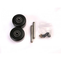 Transit Case / Loadout Case Wheel Set - BGPUK06095 - Underwater Kinetics