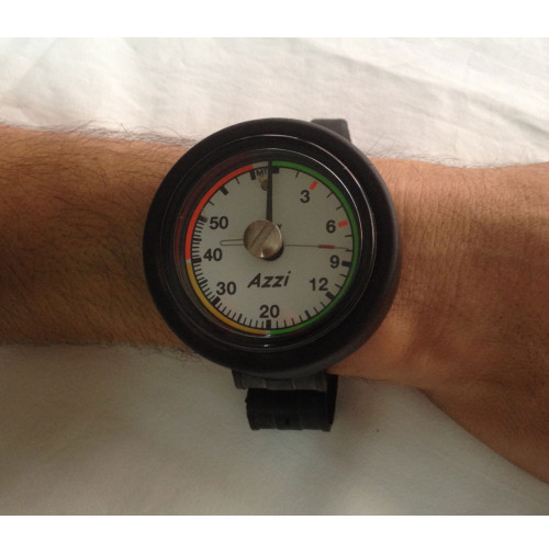 Depth Gauge  MINI - PD 70 - AZZI SUB