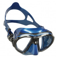 Air Mask - Blue Nery Silicone - MK-CDS405550 - Cressi