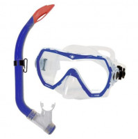 CORSO mask and OCEO snorkel Set - Ultra Blue - ST-B100248 - Beuchat