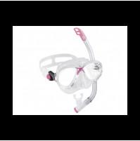 Marea VIP JR Set - Clear Silicone - ST-CDM100006X - Cressi