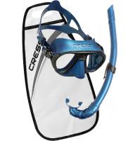 Calibro Mask & Corsica Snorkel Set - ST-CDS435050X - Cressi