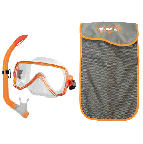 OCEO JUNIOR PURGE MASK & SNORKEL PACK - ST-B101122X - Beuchat