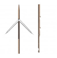 Shaft Blade 17.4PH Double Barb 6.25mm - SH-SAI460X  - Salvimar