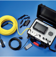 GAMMA 105 INTEGRATED AUDIO VIDEO UNDERWATER COMMUNICATIONS SYSTEM - MKPOR033108 - OCEAN REEF