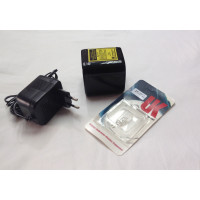 Upgrade Kit for D4 Xenon Rechargeable (NiCad Pack, Charger, Reflector, 20 Watt Lamp) (VDE) - THPUK44828 - Underwater Kinetics