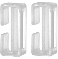 Strap Loop Mask - Large - Clear - By pair - MKPCDZ215007 - Cressi