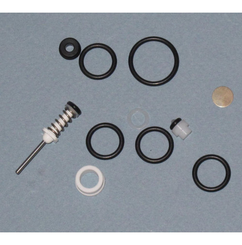 Spare Air Overhaul Kit - 3000 PSI - TKPSS094X - Submersible Systems
