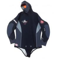 Jacket Iceberg Comfort 7mm Black - WS-B442913X - Beuchat
