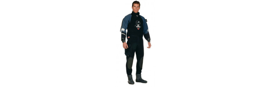SemiDry and Dry Suit