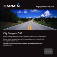 Map Micro Sd - City Navigator Europe NT: U.K. & Ireland - 010-10691-00 - Garmin