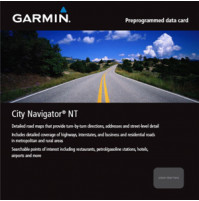 City Navigator Europe NT: Benelux & France - 010-11043-00 - Garmin