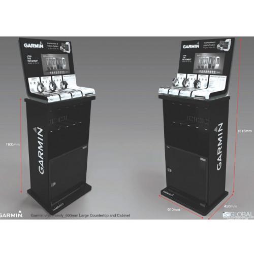600mm countertop display with Screen - M03-01343-00 - Garmin