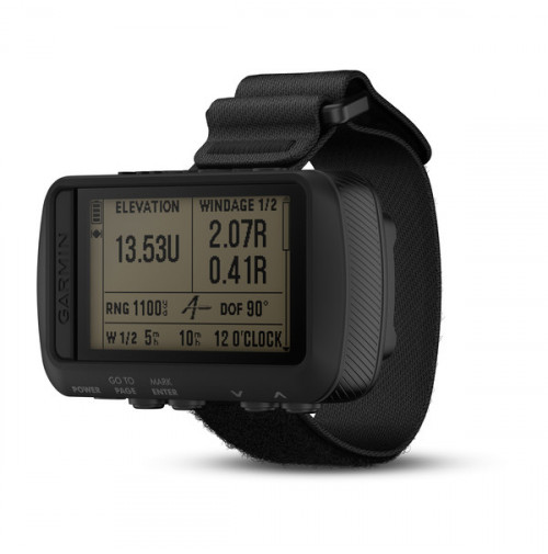 Foretrex 701 Ballistic Edition - Wrist-mounted GPS navigator
