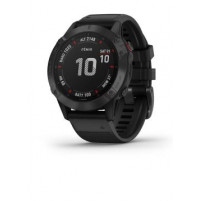 fēnix 6 Pro - black with black band - 010-02158-02 - Garmin