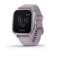Venu Sq - Metallic Orchid Aluminium Bezel with Orchid Case and Silicone Band - 010-02427-12 - Garmin
