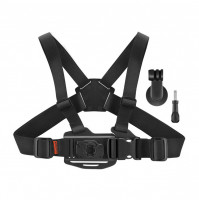 Chest Strap Mount for VIRB X-XE - 010-12256-06 - Garmin