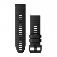 QuickFit Watch  Black Bands Silicon - 26 mm - 010-12864-00 - Garmin
