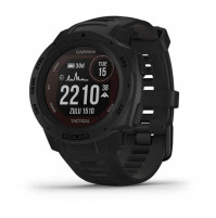 Instinct Solar Tactical Edition - Tactical Black color - 010-02293-03 - Garmin