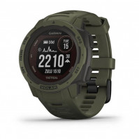 Instinct Solar Tactical Edition - Tactical Moss Color - 010-02293-04 - Garmin