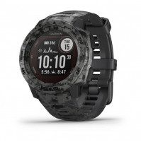 Instinct Solar Camo Edition – Graphite Camo color - 010-02293-05 - Garmin
