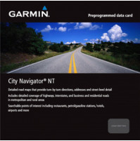 Micro SD Card - City Navigator Europe NT - 010-10680-50  - Garmin