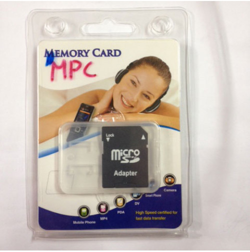 Micro SD Card - City Navigator® Lebanon with MPC Software