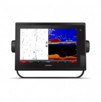 "GPSMAP 1222xsv Touch - SideVü, ClearVü and Traditional CHIRP Sonar with Worldwide Basemap - 12"" - 010-01917-12 - Garmin"