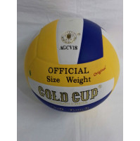 PVC Leather Beach Volleyball - AGCV18 - Gold Cup