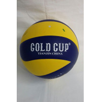 PVC Leather Beach Volleyball - 8 Panels - MGCV8 - Gold Cup
