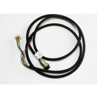 Adapter Cable for Treadmill with 9 Female Pin With /3HEAD/2/4/6 PIN - Length 170 cm - AC170-3 - Tecnopro