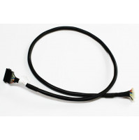 Treadmill Cable from console to board with 8 Male pin and 2-3 Female Pins - Length 250 cm - AC250-1 - Tecnopro