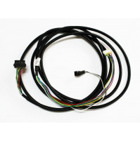 Adapter Cable for Treadmill with 7 / 5 Female Pin and 2 Male Pin - Length 250 cm - AC250 - Tecnopro