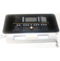 Complete Console with Plastic Cover for 1101 Treadmill - CO1101 - Tecnopro