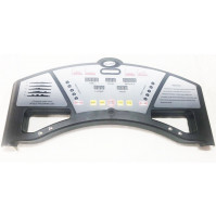 Complete Console with Plastic Cover for 7689 Treadmill - CO7689 - Tecnopro