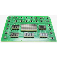 PCB Console Board for 09766D Treadmill  - CPCB09766 - Tecnopro