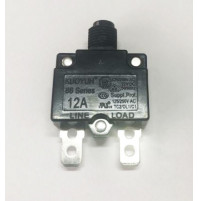 Fuse for Treadmills - 12 Amp - Black - FUSE-12A - Tecnopro