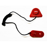 Magnetic Safety Key for 1303FM Treadmill - SK1303FM - Tecnopro