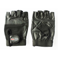 Leather Fingerless Gloves for Driving - SPT-TS1412 - Tecnopro